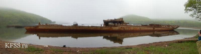 База отдыха новик остров русский - e67