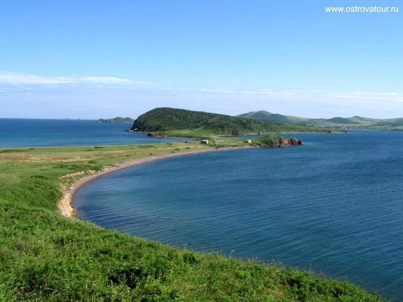 Остров попов фото